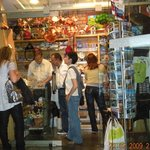 Hotel souvenir store
