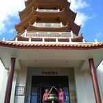 Just 1 of the massive amazing Pagoda's......