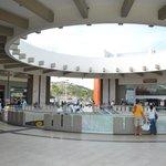 Establecimientos de comida rápida y formal en el mismo centro comercial