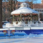 Gage Park in winter