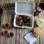 Half Chicken Dinner