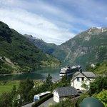 Varden the Molde Panorama
