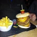 Man  V  food   challenge !