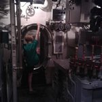 Inside the USS Cobia