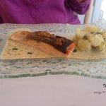 Filet de salmão