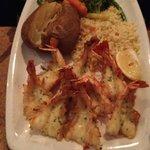 Santorini's Sizzling Garlic Shrimp - $22.99