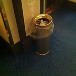 Is is this a five star hotel waste bin?