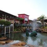 falls shopping center
