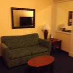 Springhill Suites in Kennesaw Living Room
