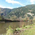 This is the Sumas River
