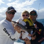 Come fish on the friendliest charter in the Keys!