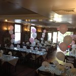 Telly's accommodates large groups for all occasions!