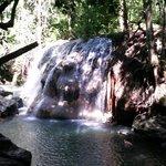 Aguas termales de finca Paraíso
