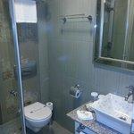 Badezimmer/Dusche