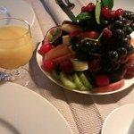 les fruits au petit déjeuner