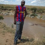 This is mara river during my game drive and stay at miti mingi eco camp.