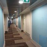коридор 5 этажа