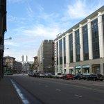 улица Нарва