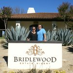 One of the wineries we visited, Bridlewood Estate Winery