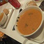 Tasty Tomato & Basil Soup