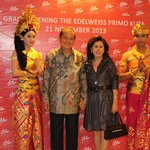 Opening The Edelweiss Primo Kuta