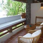 Forest Room - veranda