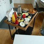 Frühstück im Karlito