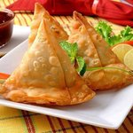 Mouth watering Samosas