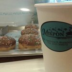 Coffee and pastry!!