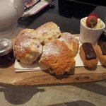 lovely cream tea