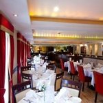 A La CArte Dining Area
