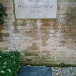 Tomba di P. Guggenheim