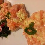 canape saumon