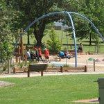 McKenzie Reserve gardens