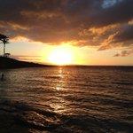 Kapalua Beach Sunset