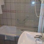 salle de bains propreté