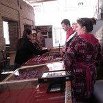 Shopping Spree in a Jewelery Shop of Taki Zargaron
