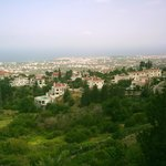 View of Kyrenia from Bellapais