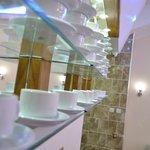 Coffe Shop / Reception area