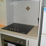 Cooktop and stove