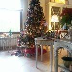 El árbol de Navidad. .. alucinante