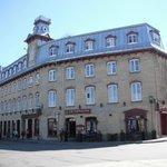 Hotel Le Saint-Paul  |  229 rue Saint-Paul, Quebec City 2