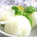 Creme glacée et sorbets