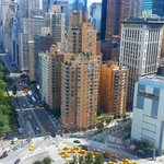 Columbus Circle from Asiate