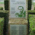 Memorial to Poet Francis Ledwidge