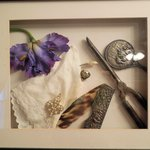 Pretty shadow box