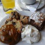 Cafe da manhã maravilhoso
