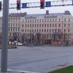 Hotellet sett från köcentret origo