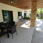 Single bedroom apartment deluxe patio