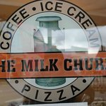 The Milk Churn